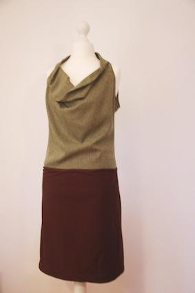 Kleid LUCY / Papierschnitt
