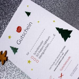 Gutscheine für Weihnachten / PDF