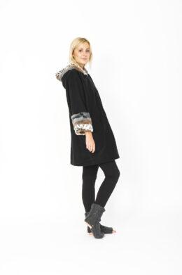 Mantel NELLY Lady / Papierschnitt