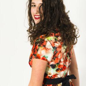 Kleid EVA / Papierschnitt