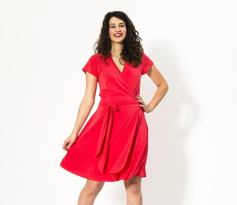 Kleid DIANE / Papierschnitt