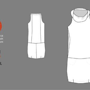 Kleid LUCY / PDF