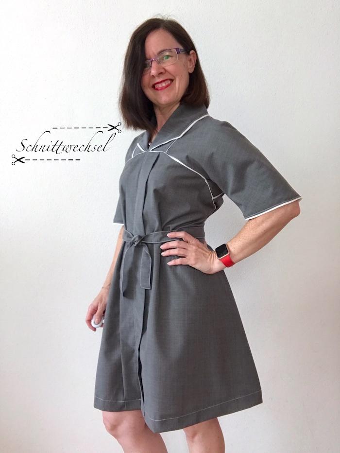 Probenähen Kleid/Bluse CLAIRE