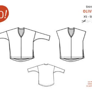 Shirt OLIVIA / PDF