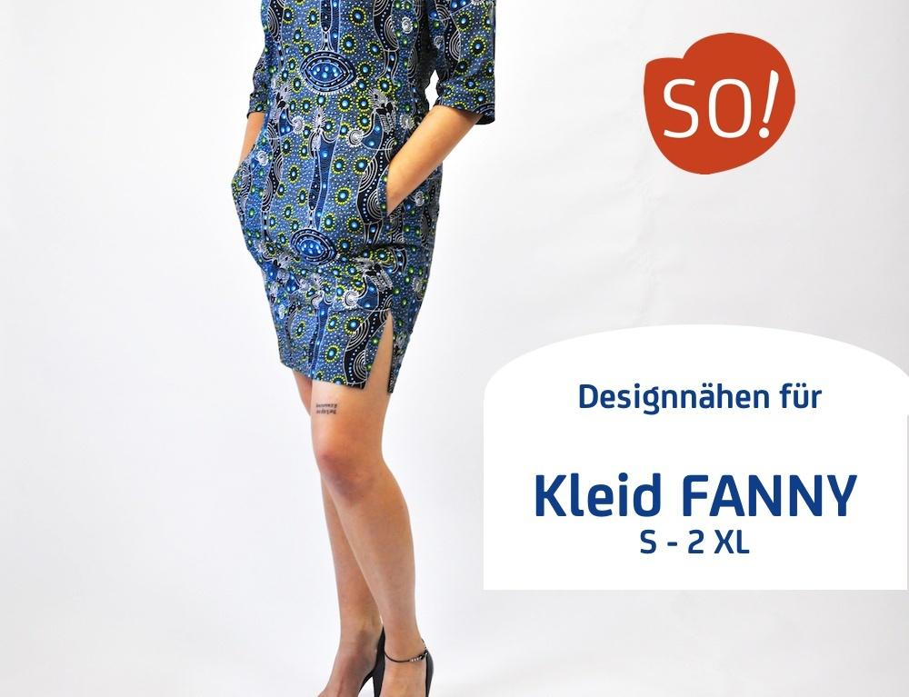 Geschützt: Designnähen Kleid FANNY