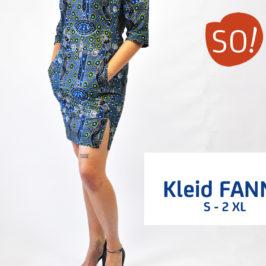 Neu im SO!-Club: Kleid FANNY