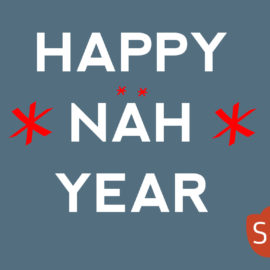 HAPPY NÄH YEAR