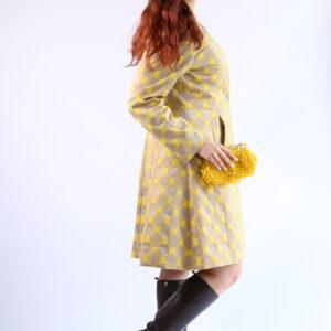 Mantel EMMA / Papierschnitt