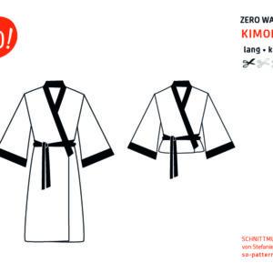 KIMONO // ZERO WASTE