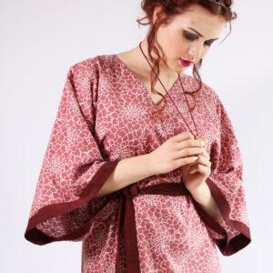 Nähworkshop in Augsburg // Kimono nähen