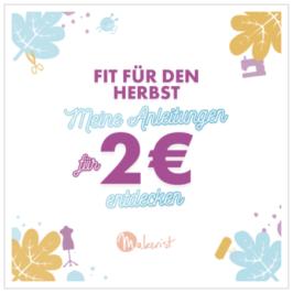 Schnäppchenalarm! Alle Anleitungen für 2 €