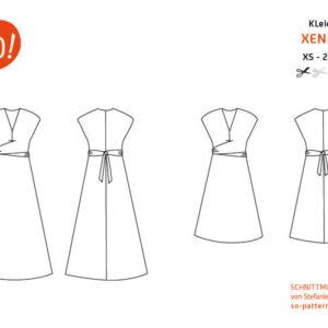 Kleid XENIA / PDF