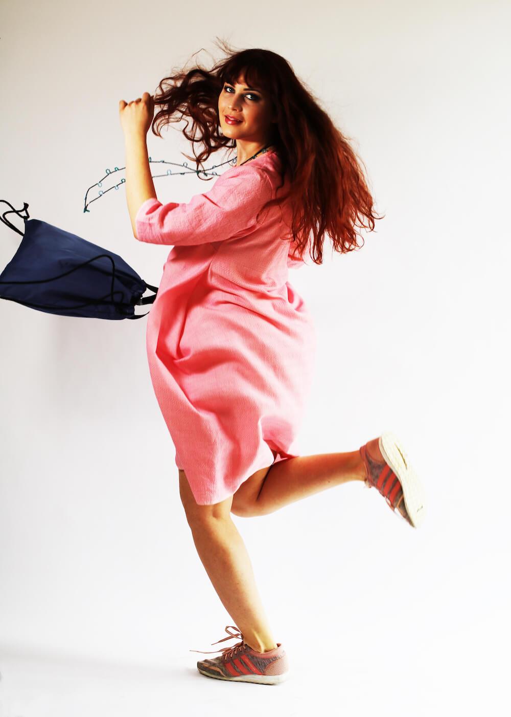 Neues Schnittmuster: Kleid JULIE