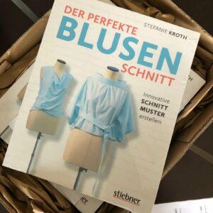Schnittbuch: Der perfekte Blusenschnitt