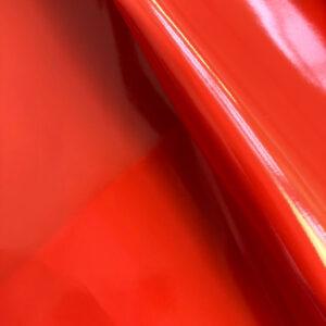 Beschichteter Stoff rot-orange
