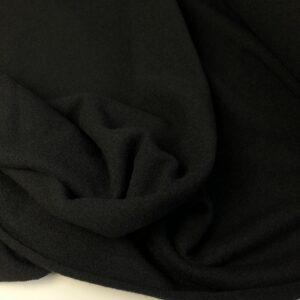 Merino-Woll-Strick schwarz