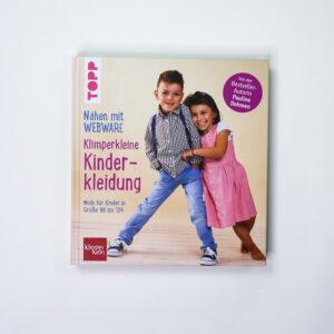 Nähbuch: Nähen mit Webware – Klimperkleine Kinderkleidung