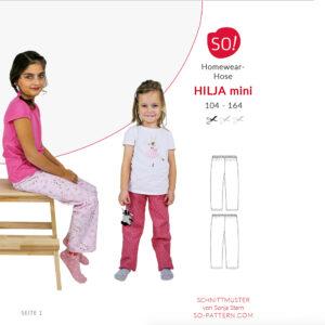 Kombination: Hose Hilja & Hose Hilja mini