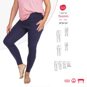 Leggings Yasmin mit angesetztem Röckchen