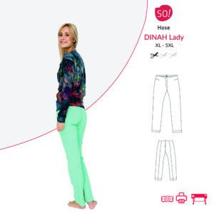 Hose DINAH Lady (XL-5XL)